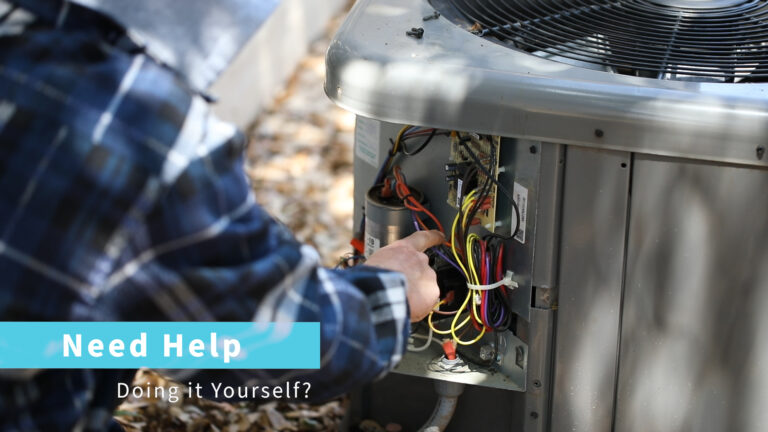 Video Chat HVAC help